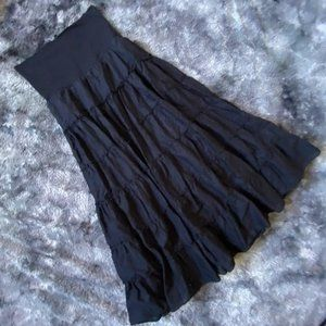Style & Co Tiered Skirt